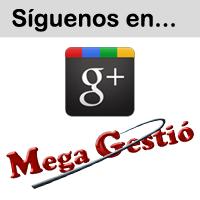 Google plus Mega Gestió